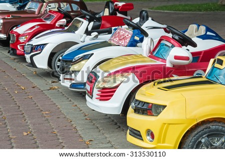 stock-photo-parking-cars-in-the-children