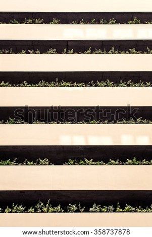 Parking tower - stock photo