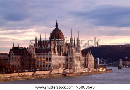 parliament 6 - stock photo
