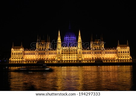 Parliament of the World autism day