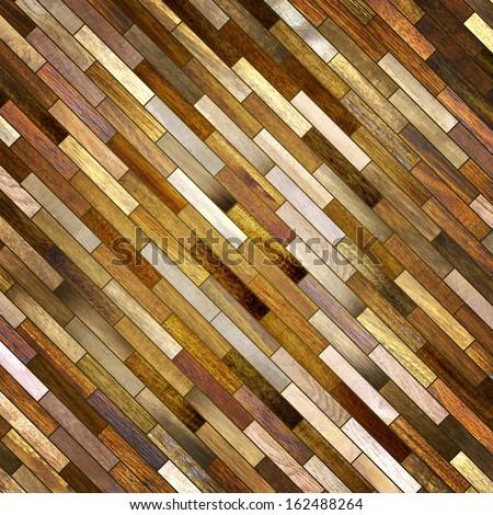 parquet floor texture - stock photo