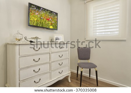 Part of Classic Living Room - stock photo