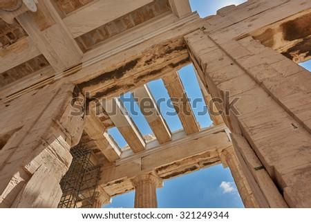 Parthenon - stock photo