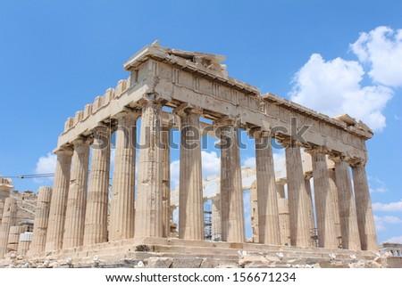 Parthenon, Athens - stock photo
