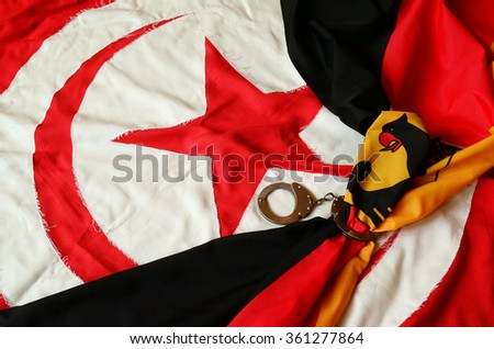 Partnership of cultures - stock photo