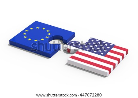 Partnership with Europe and USA / 3D Rendering