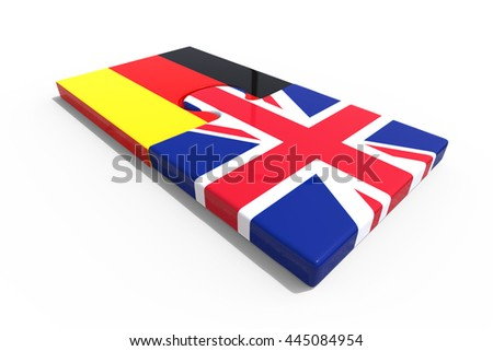 Partnership with Germany and Great Britain / 3D Rendering
