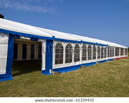 Party events wedding celebration banquet tent