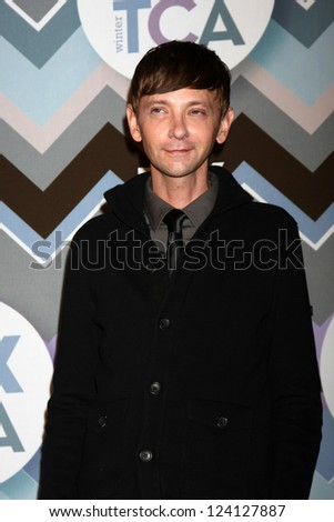 PASADENA, CA - JAN 8:  DJ Qualls attends the FOX TV 2013 TCA Winter Press Tour at Langham Huntington Hotel on January 8, 2013 in Pasadena, CA