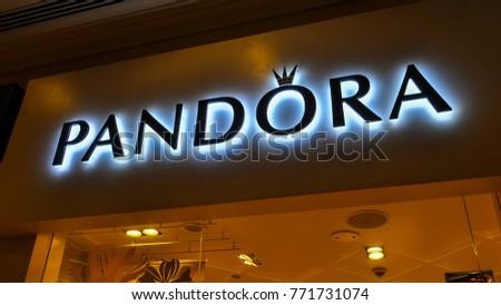 Pandora Store In Rome Italy   IUCN Water