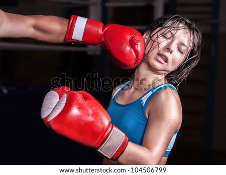 Boxing Ring Assault