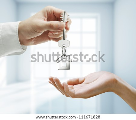 passing key with key chain