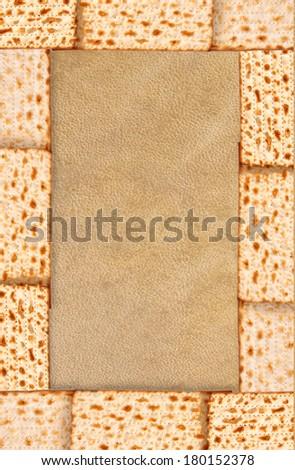 passover background  - stock photo