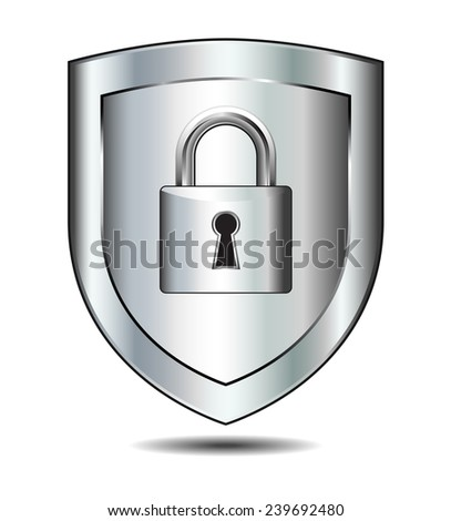 Password Protected - concept internet protection - Raster Version - stock photo