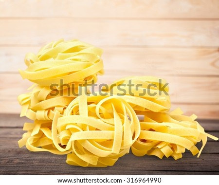 Pasta collection.