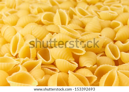 Pasta texture background. Food theme.