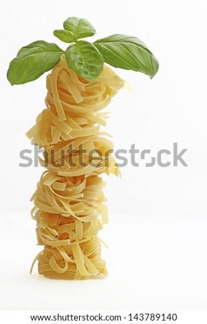Pasta Tree - stock photo