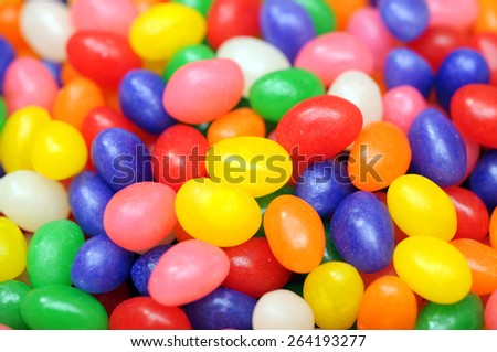 pastel color egg sharp candies for background uses