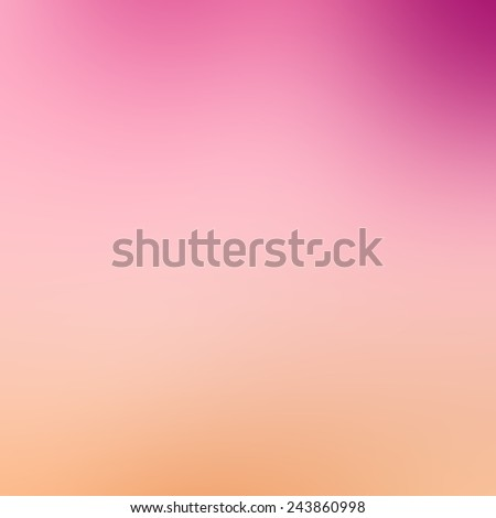 Pastel colored abstract background - stock photo