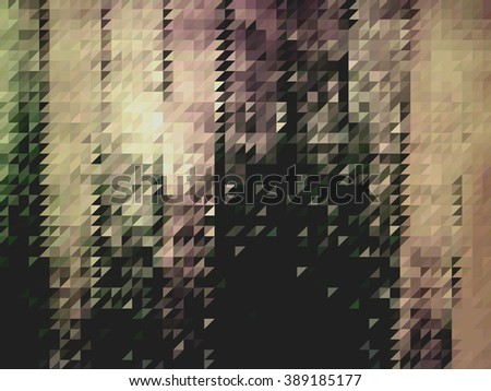 Pastel colored vertical stripes geometric background
