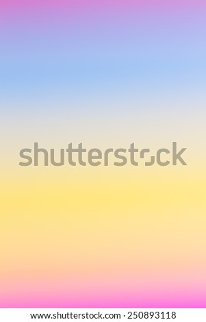 Pastel Gradient 1 - stock photo