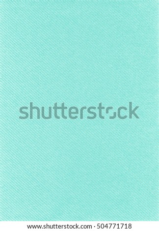 Pastel Light Green color vintage paper texture and background pattern striped