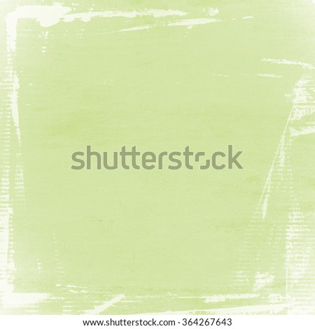 Pastel Light Green Watercolor Painted Wall Stock Illustration ...