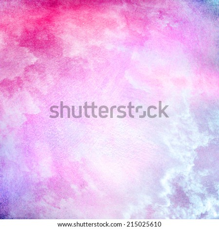 Pastel pink background texture - stock photo