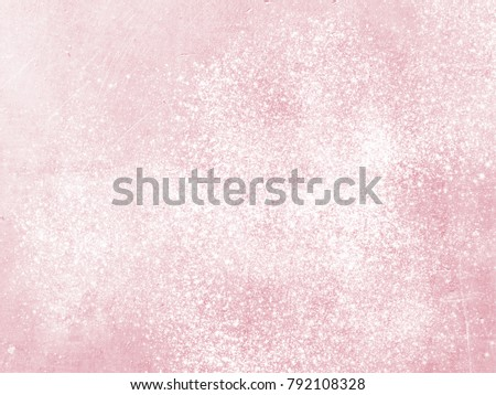 Pastel pink sparkle background with soft light glitter