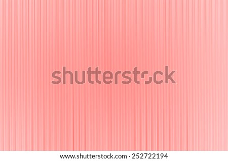 Pastel red vertical stripes background - stock photo