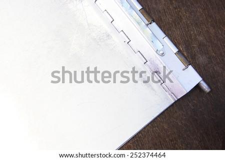 Patient chart - stock photo