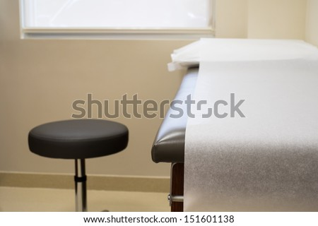 patient examination table in a doctors office brilliant office table top stock photos images