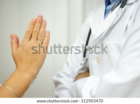 patient  is 
