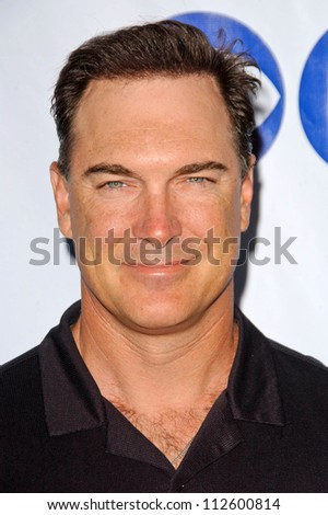 Patrick Warburton at the TCA 2007 CBS Summer Press Tour. Beverly Hilton Hotel, Beverly Hills, CA. 07-19-07