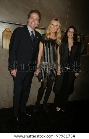 Patrick Wayne, Alana Stewart at the John Wayne Cancer Institute Shopping Experience, David Yurman, Beverly Hills, CA. 02-08-11