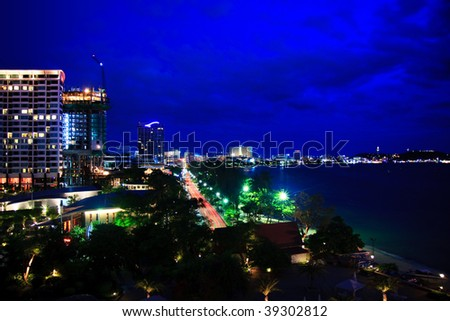 Pattaya is a Thailand's premier beach destination. Pattaya Beach offers superb hotels, shopping malls, restaurants, sports and leisure activities, and nightlife that have earned its reputation.