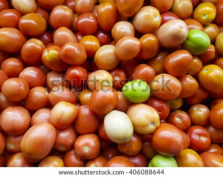 Pattern background of Tomato