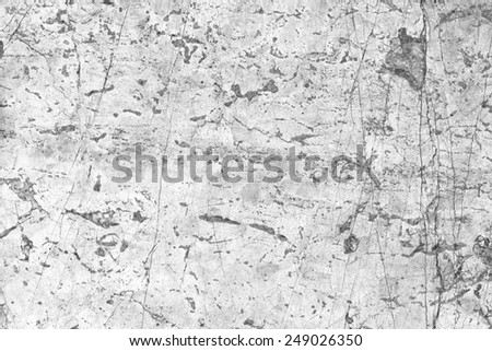 Pattern beautiful stone for background, marbled, Black and white style, Black and white style - stock photo