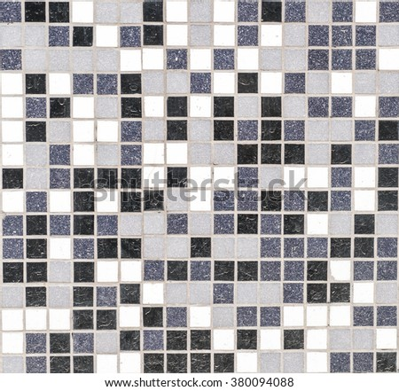 Pattern from tiles for background