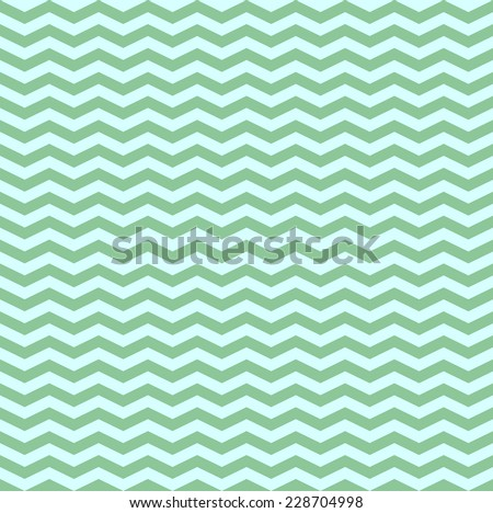 Pattern in zigzag - stock photo