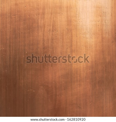 Pattern of the coper surface background - stock photo