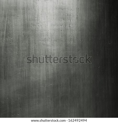 Pattern of the metallic surface  - stock photo