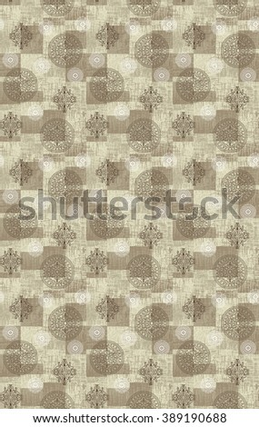 Pattern Texture Repeat Textile - stock photo