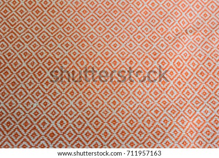 Patterned fabrics  Thailand's clothes, background texture
