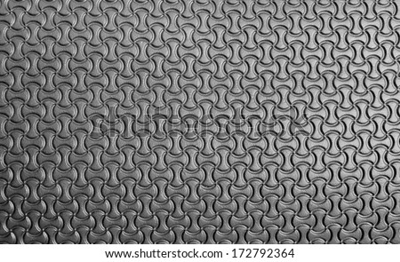 Patterned rubber soles - stock photo