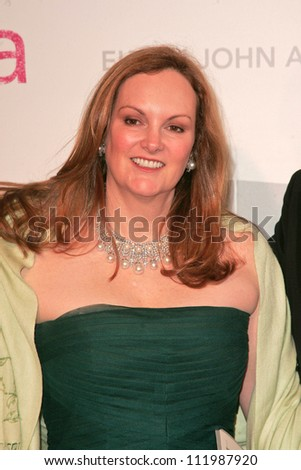 Patty Hearst at the 2007 Elton John Aid Foundation Oscar Party, Pacific Design Center, West Hollywood, CA 02-25-07