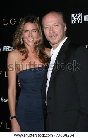 Paul Haggis at a Bvlgari Private Event Honoring Simon Fuller And Paul Haggis To Benefit Save The Children And Artists For Peace And Justice, Private Location, Beverly Hills, CA. 01-13-11