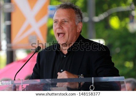 Paul Reiser at the Peter Falk Star on the Hollywood Walk of Fame Ceremony, Hollywood, CA 07-25-13