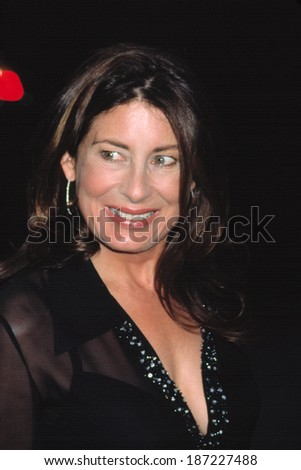 "Paula Wagner, Tom Cruise's business partner, at the premiere of The Others"" 8/15/01"
