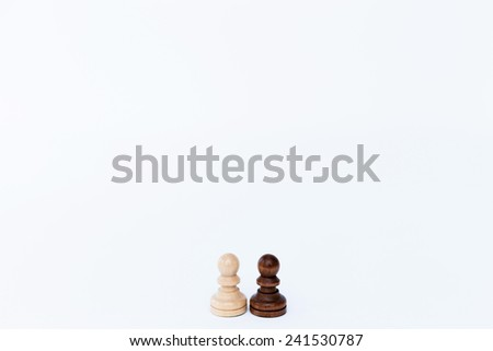 Pawn chess figures